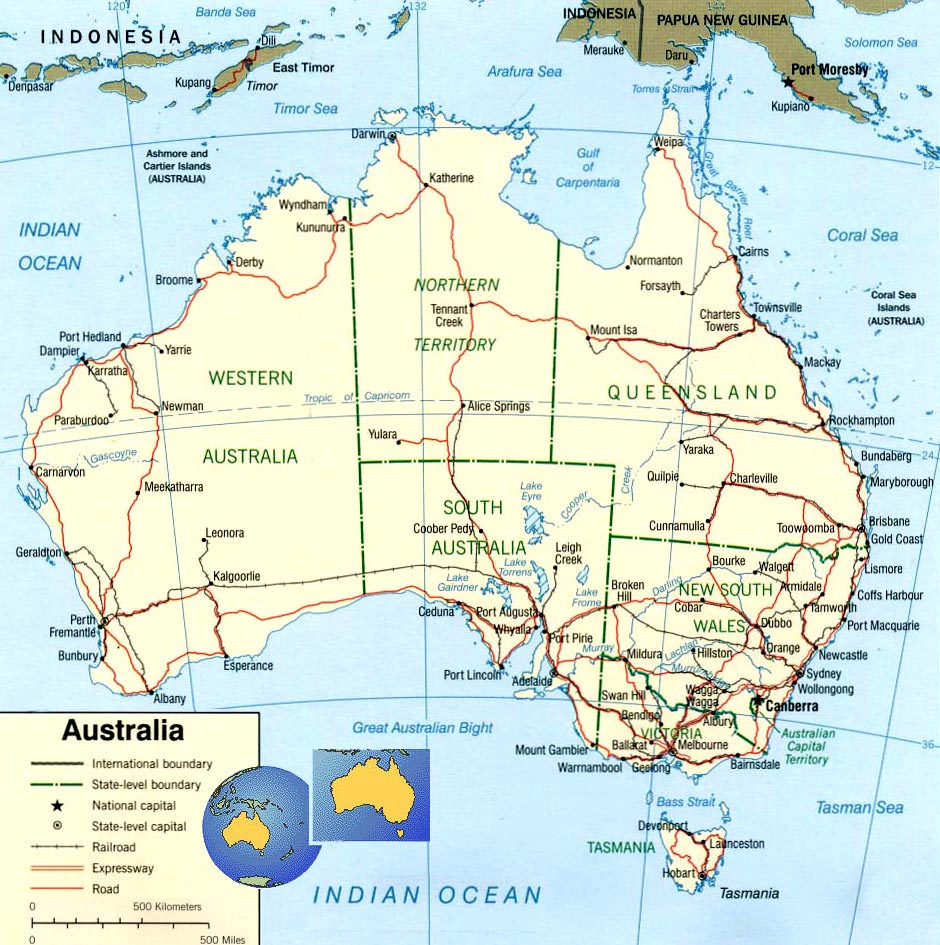 Life of Ngaire Follow me as I follow my dreams – Map of Australia East Coast with Cities